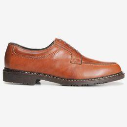 Wilbert Comfort Shoe, 1951 Brown, blockout