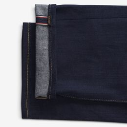 Walker Slim Straight Leg Jean in Overdye Raw by Civilianaire, 1017625 Overdye Raw Blue, blockout