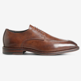 Crosby Street Split-toe Blucher, 2296 Cigar, blockout
