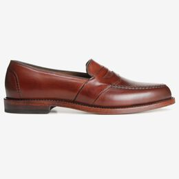 Randolph Penny Loafer, 4846 Dark Chili, blockout