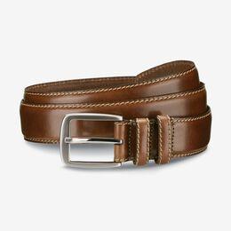 Yukon Casual Belt, 34507 Brown Waxy Leather, blockout