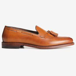 Grayson Dress Loafer, 8367 Walnut, blockout