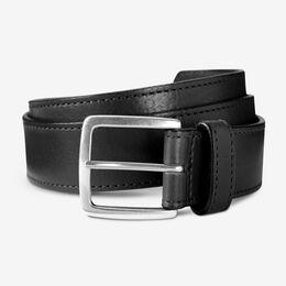 Commander Street Casual Belt, 1017624 Black, blockout