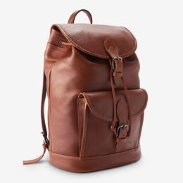 American Grain Collection - Front Pocket Backpack, 1017032 Tan, blockout
