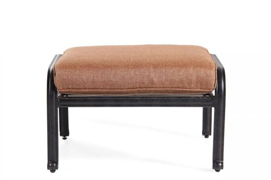 World Source Castle Rock Patio Ottoman - World Source Patio Furniture Mathis Brothers Furniture