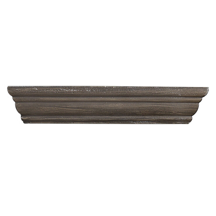 Brown Wall Shelf