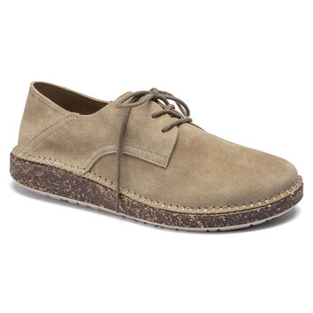 Gary Suede Leather Ginger