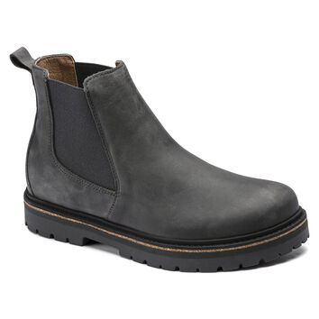 Stalon Nubuck Leather Graphite