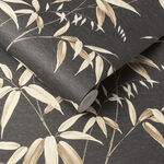 Oriental Bamboo Earth Wallpaper