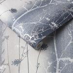 Wild Flower Ink Wallpaper