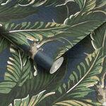 Daintree Palm Midnight Wallpaper