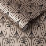 Rene Rose Gold Wallpaper