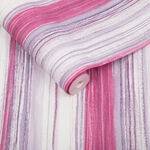 Chelsea Stripe Fuchsia Wallpaper