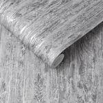 Grain Texture Ebony Wallpaper