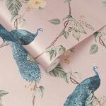 Resplendence Blush Wallpaper