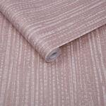 Bamboo Texture Pink Wallpaper
