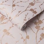 Meiying Blush Wallpaper