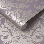 Antique Lilac Wallpaper