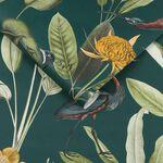 Glasshouse Green Wallpaper