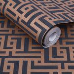 Zen Charcoal Wallpaper