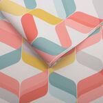 Retro Brights Wallpaper