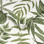 Midsummer Fern Lush Wallpaper