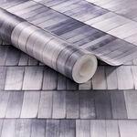 Hygge Steel Wallpaper
