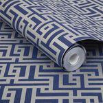 Zen Cobalt Wallpaper