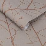 Boreas Natural Wallpaper