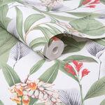 Botanical Powder Wallpaper
