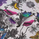 Jardin Grey Wallpaper
