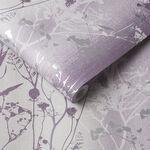 Wild Flower Plum Wallpaper