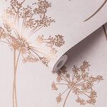 Anthriscus Blush Wallpaper