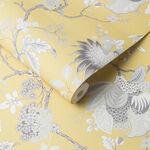 Bordado Citron Wallpaper