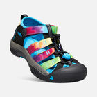 Big Kids' Newport H2 in RAINBOW TIE DYE - small view.
