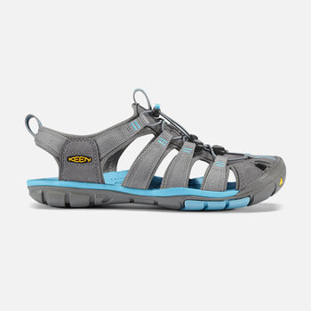 Women's Clearwater CNX in GARGOYLE/NORSE BLUE - large view.