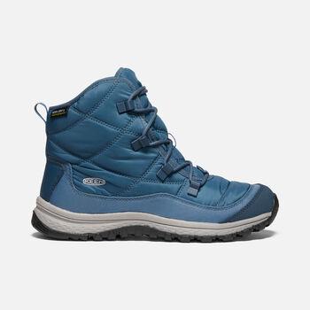 Women's Terradora Ankle Waterproof in STELLAR/MAJOLICA BLUE - large view.