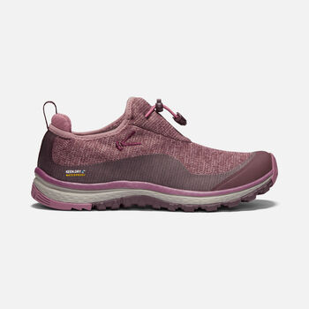 Women's Terra Moc Waterproof in TULIPWOOD/NOSTALGIA ROSE - large view.