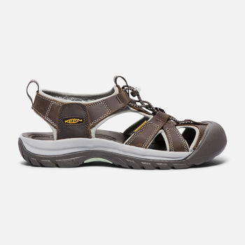 Women's Venice in Black Olive/Surf Spray - large view.