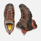 "Men's Pittsburgh 6"" Boot (Soft Toe) in Cascade Brown/Bombay Brown - small view."