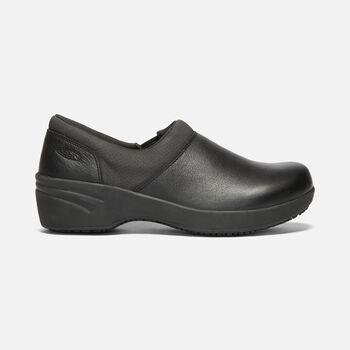 Women's Kanteen Clog (Soft Toe) in BLACK/BLACK - large view.