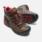 "Men's Pittsburgh 6"" Boot (Steel Toe) in Bison - small view."
