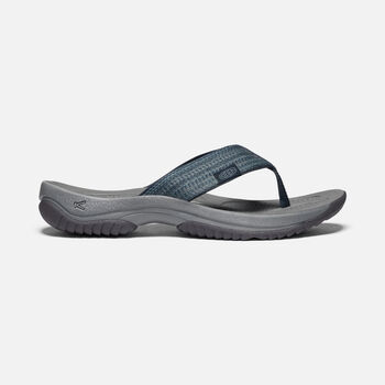 Men's Kona Flip II in Blue/Grey - large view.