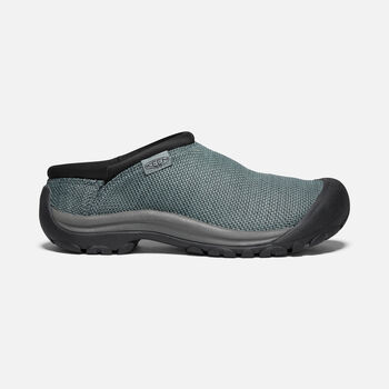 Women's Kaci Mesh Slide in Stormy Weather/Steel Grey - large view.