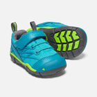 Toddlers' Chandler CNX in TAHITIAN TIDE/BRIGHT GREE - small view.