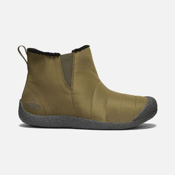 Men's Howser Boot in DARK OLIVE/RAVEN - large view.
