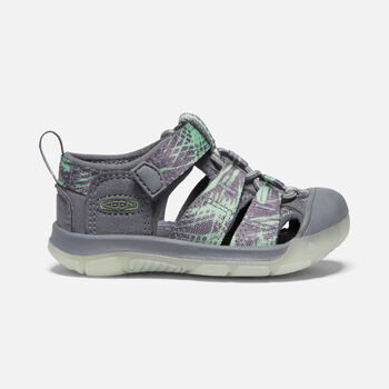 Toddlers' Newport H2 in STEEL GREY/GLOW - large view.