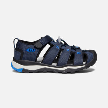 Big Kids' Newport Neo H2 in Blue Nights/Brilliant Blue - large view.