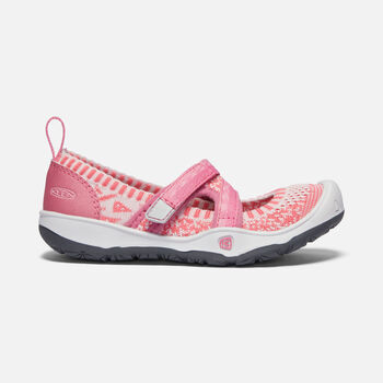 Little Kids' MOXIE SPORT MJ in RAPTURE ROSE/POWDER PINK - large view.