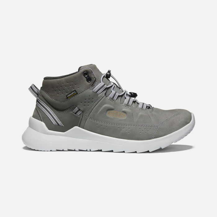 Men's Highland Waterproof Chukka in Steel Grey/Drizzle - large view.
